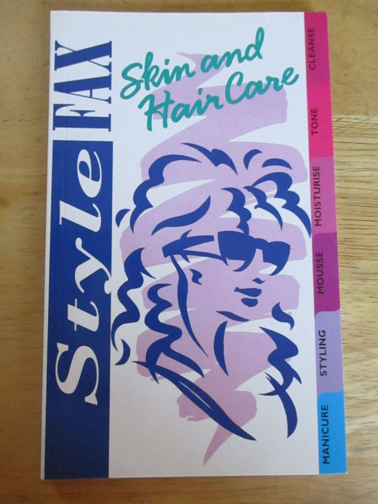 FunFax #3 - Skin And Hair Care (Style) - Paperback