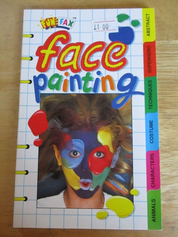FunFax #153 - Face Painting - Paperback