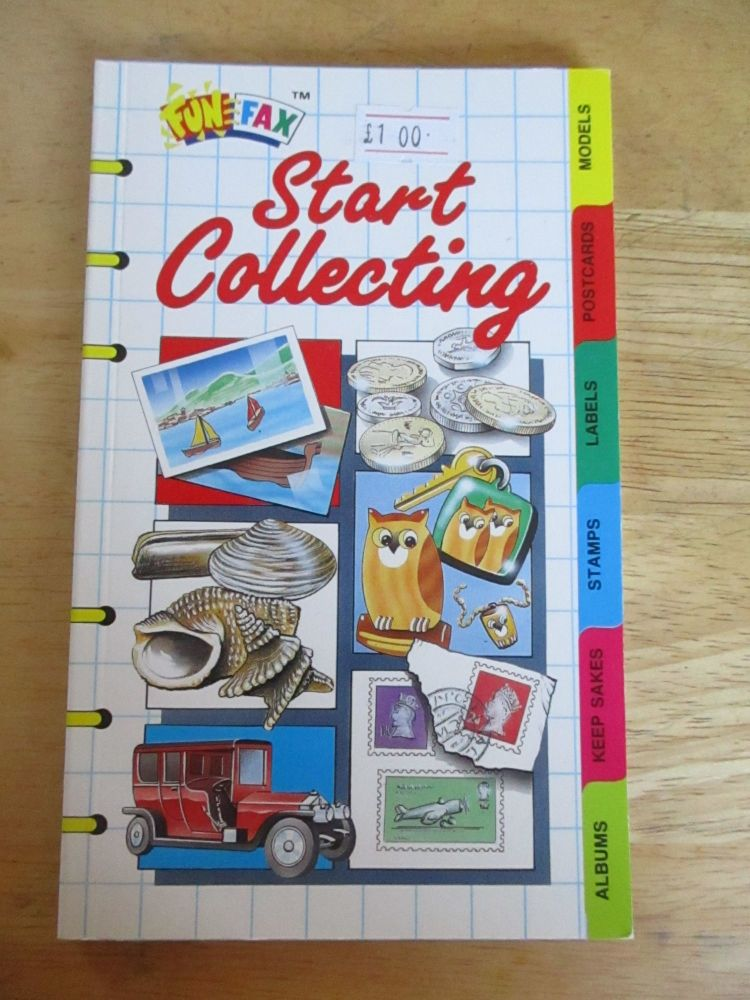 FunFax #60 - Start Collecting - Paperback