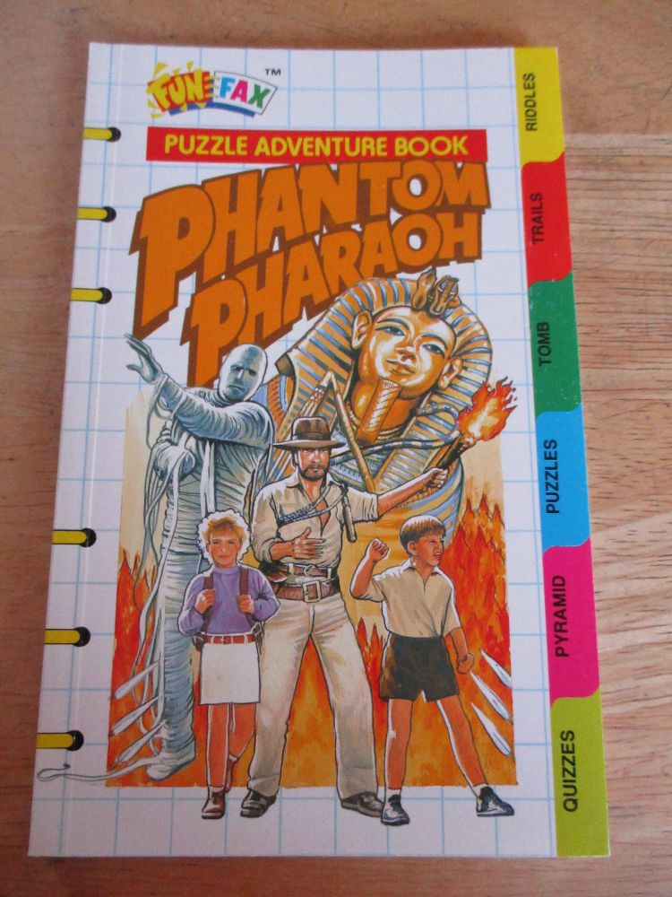 FunFax #97 - Phantom Pharaohs - Paperback