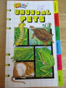 FunFax #55 - Unusual Pets - Paperback