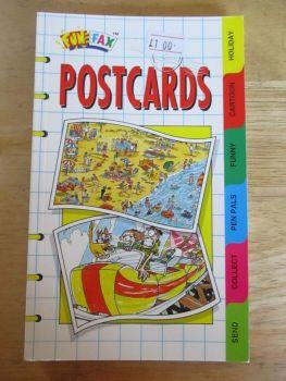 FunFax #110 - Postcards - Paperback