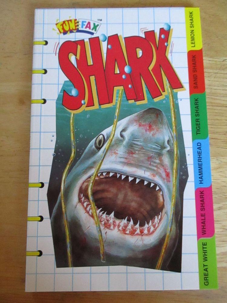 FunFax #114 - Shark - Paperback