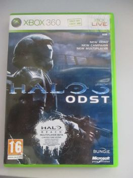 Halo 3 ODST - Xbox 360 Game - 2 Disc Edition