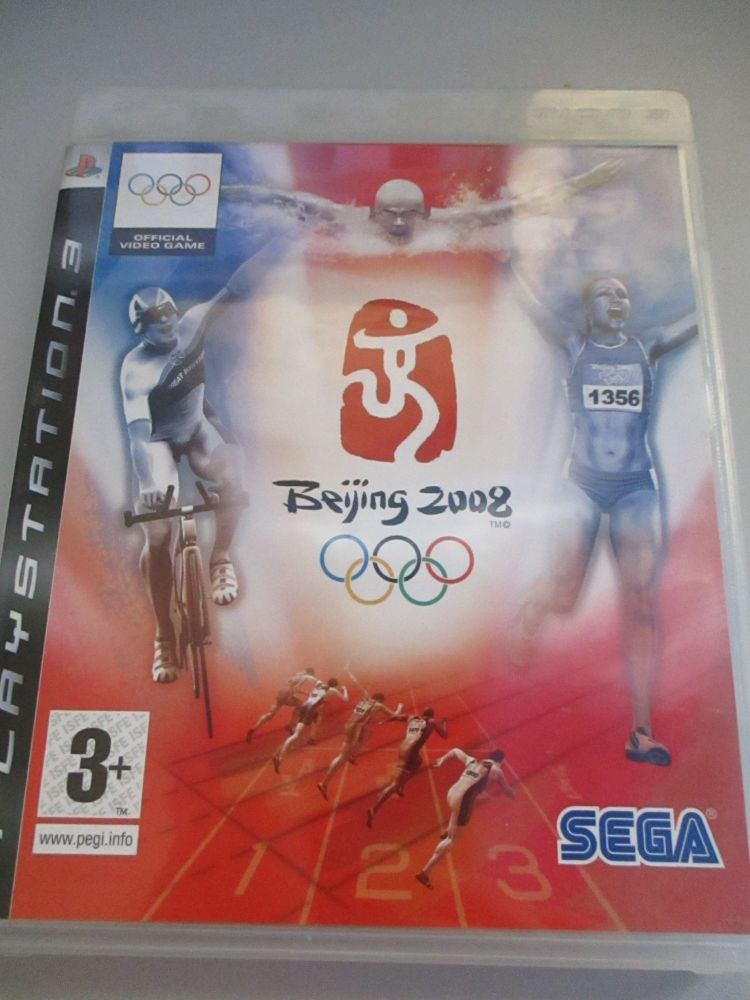 Beijing 2008 - PS3 Playstation 3 Game