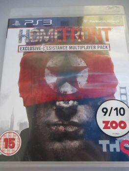 Homefront - PS3 Playstation 3 Game