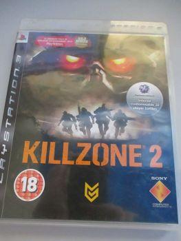 Killzone 2 - PS3 Playstation 3 Game