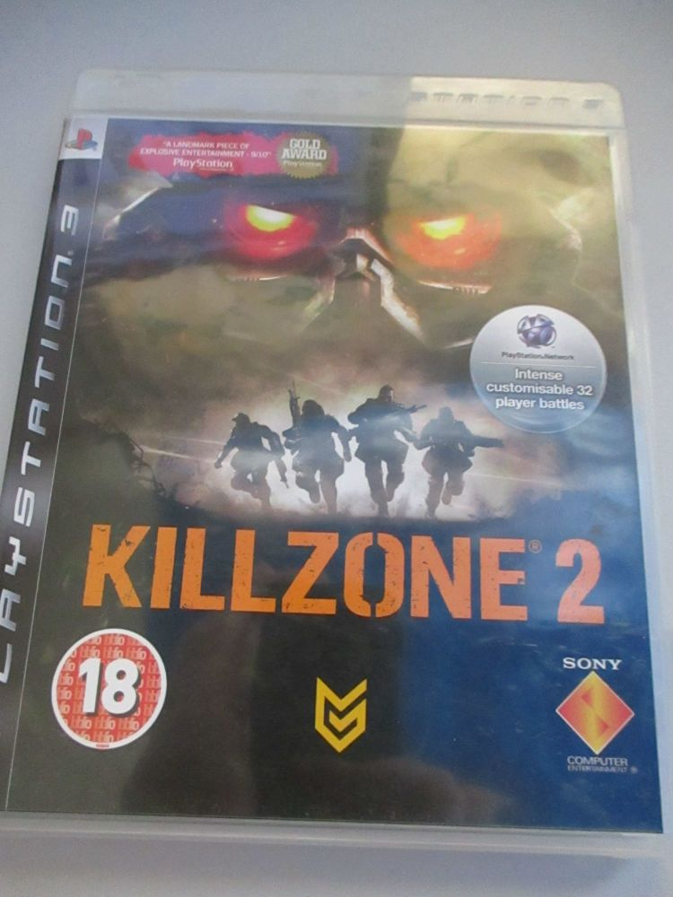 Killzone 2 - PS3 Playstation 3 Game