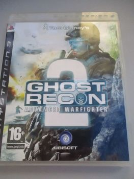Tom Clancy's Ghost Recon Advanced Warfighter 2 - PS3 Playstation 3 Game