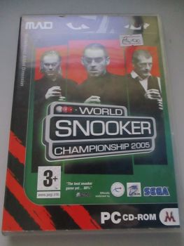 World Snooker Championship 2005 - PC CD-Rom Game