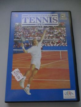 International Tennis Open - PC CD-Rom Game