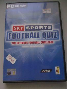 Sky Sports Football Quiz - PC CD-Rom Game