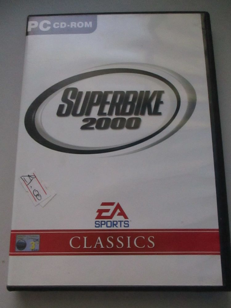 Superbike 2000 - PC CD-Rom Game