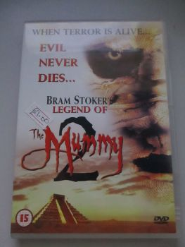 Bram Stoker's Legend Of The Mummy 2 - DVD