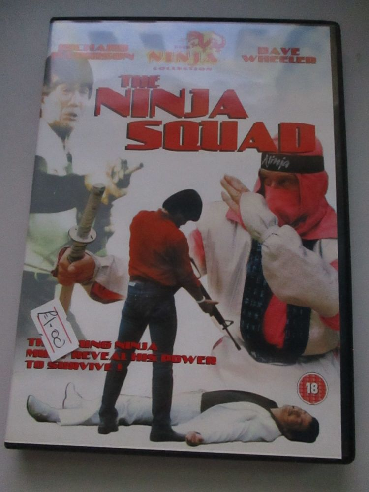 The Ninja Squad - DVD