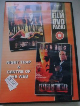 Double Bill Night Trap / Center Of The Web - DVD