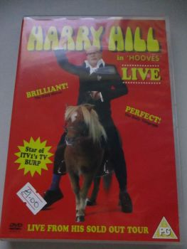 "Harry Hill In ""Hooves"" Live - DVD"