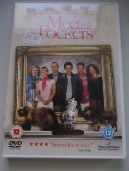 Meet The Fockers - DVD