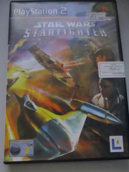 Star Wars: Starfighter - PS2 Playstation 2 Game