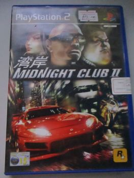 Midnight Club 2 - PS2 Playstation 2 Game