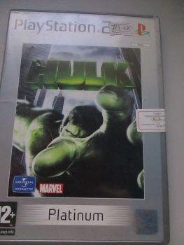 Hulk - Platinum Edition - PS2 Playstation 2 Game