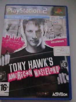 Tony Hawk's American Wasteland - PS2 Playstation 2 Game