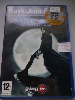 Underworld: The Eternal War - PS2 Playstation 2 Game