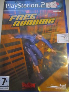 Free Running - PS2 Playstation 2 Game