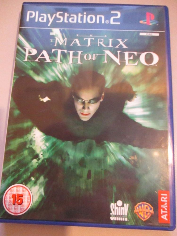 The Matrix: Path Of Neo - PS2 Playstation 2 Game