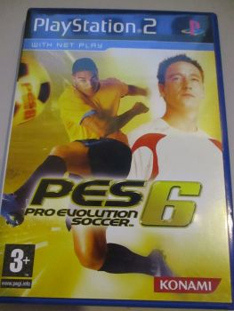 Pro Evolution Soccer 6 - PS2 Playstation 2 Game