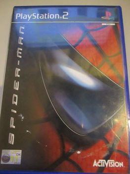 Spider-Man - PS2 Playstation 2 Game