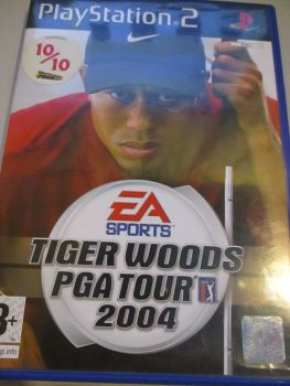 Tiger Woods PGA Tour 2004 - PS2 Playstation 2 Game