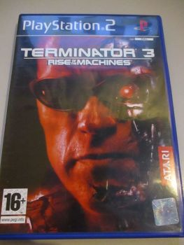 Terminator 3 Rise Of the Machines - PS2 Playstation 2 Game
