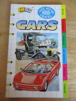 FunFax #74 - Travel - Cars - Paperback