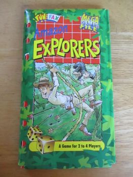 FunFax Mega Game File - Amazon Explorers (2-4 Players) - Paperstock