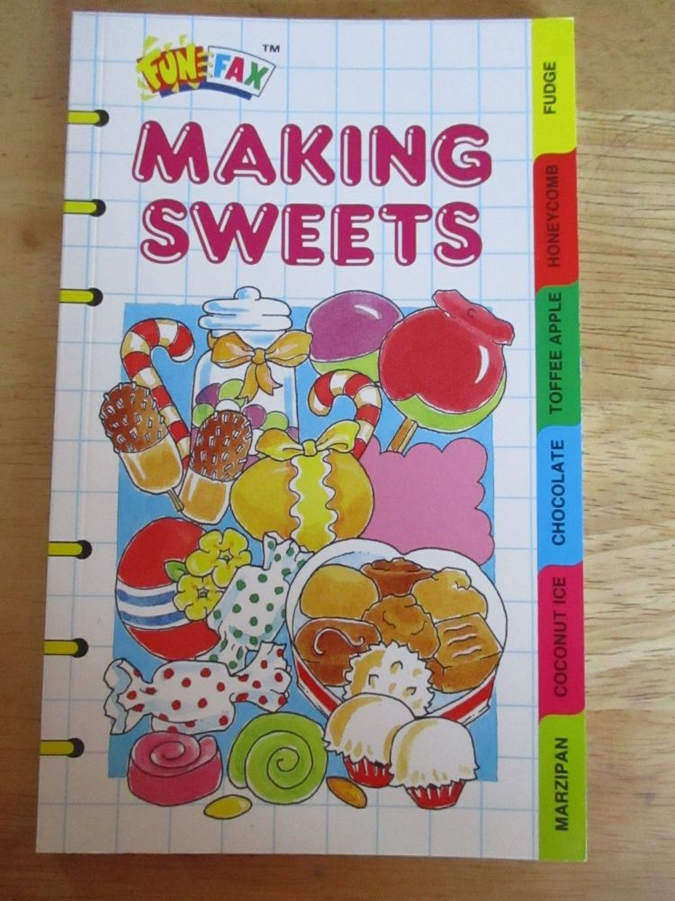 FunFax #32 - Making Sweets - Paperback