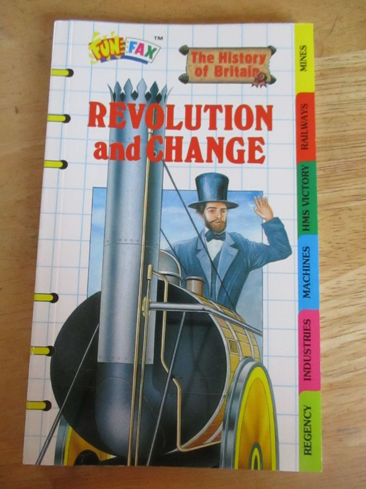 FunFax #93 - Revolution And Change - Paperback