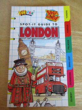 FunFax #148 - Spot - It Guide To London - Paperback