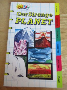FunFax #59 - Our Strange Planet - Paperback