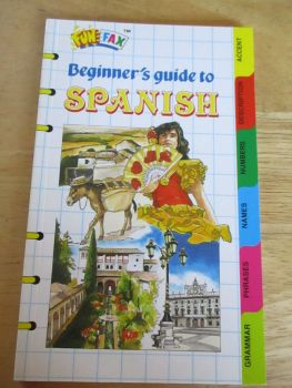 FunFax #42 - Beginners Guide To Spanish - Paperback