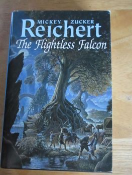 The Flightless Falcon - Mickey Zucker Reichert