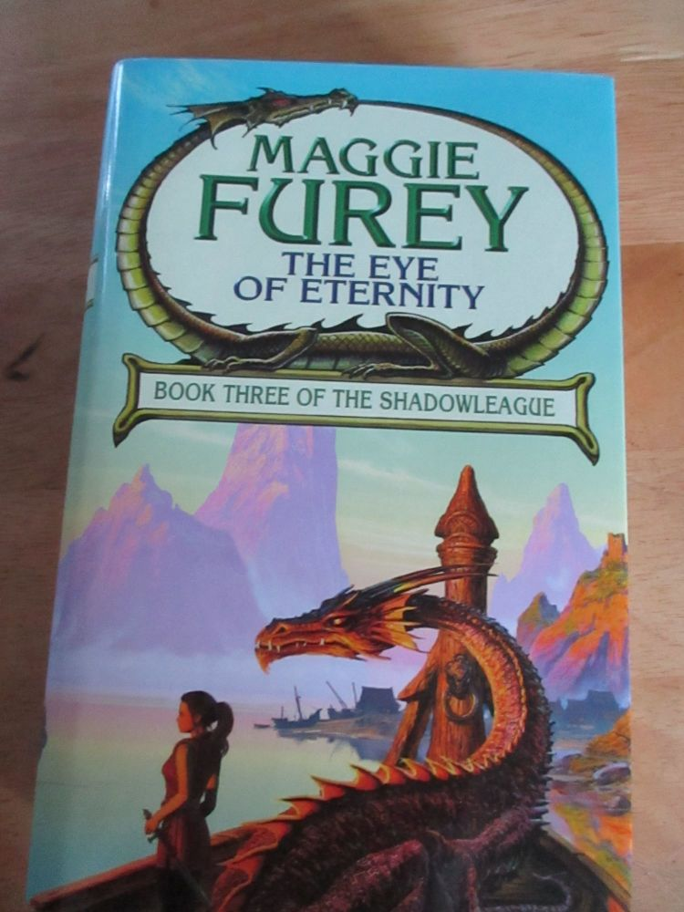 The Eye Of Destiny - Maggie Furey