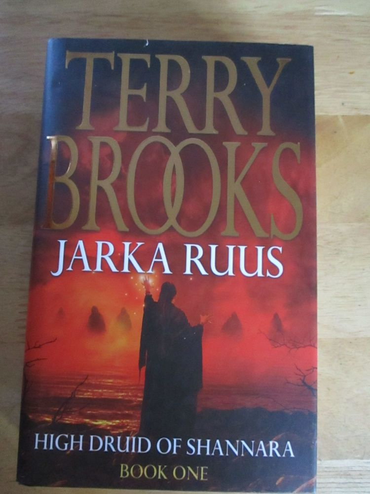Jarka Ruus - Terry Brooks