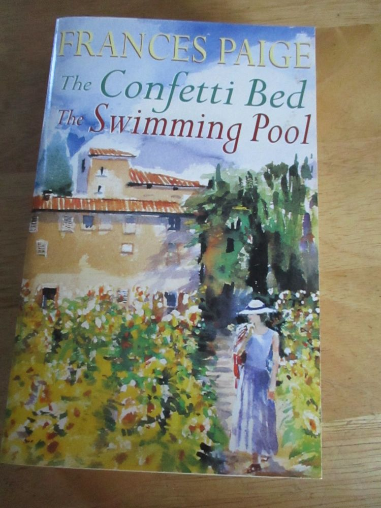 The Confetti Bed / The Swimming Pool - Frances Paige