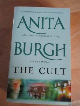 The Cult - Anita Burgh