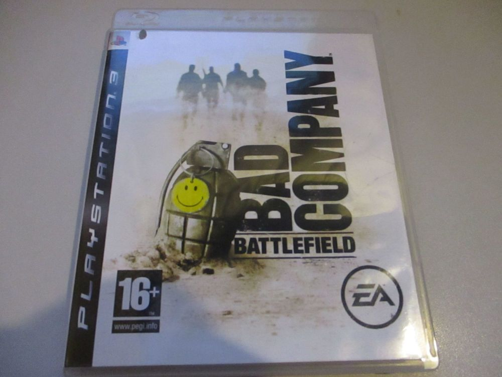 Battlefield Bad Company - PS3 Playstation 3 Game