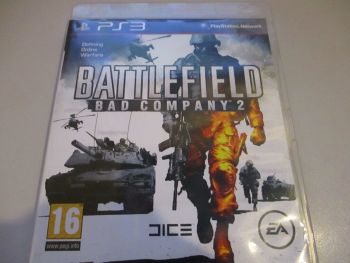 Battlefield Bad Company 2 - PS3 Playstation 3 Game