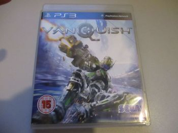 Vanquish - PS3 Playstation 3 Game