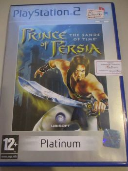 Prince Of Persia: Sands Of Time - Platinum Edition - PS2 Playstation 2 Game
