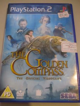 The Golden Compass - PS2 Playstation 2 Game